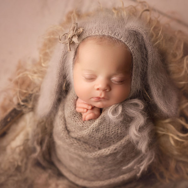 Mandeville Newborn Photographer {Ellie 6 weeks}