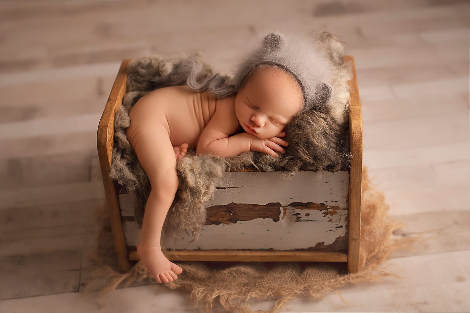 Covington Newborn Photographer {Ace Day 11}