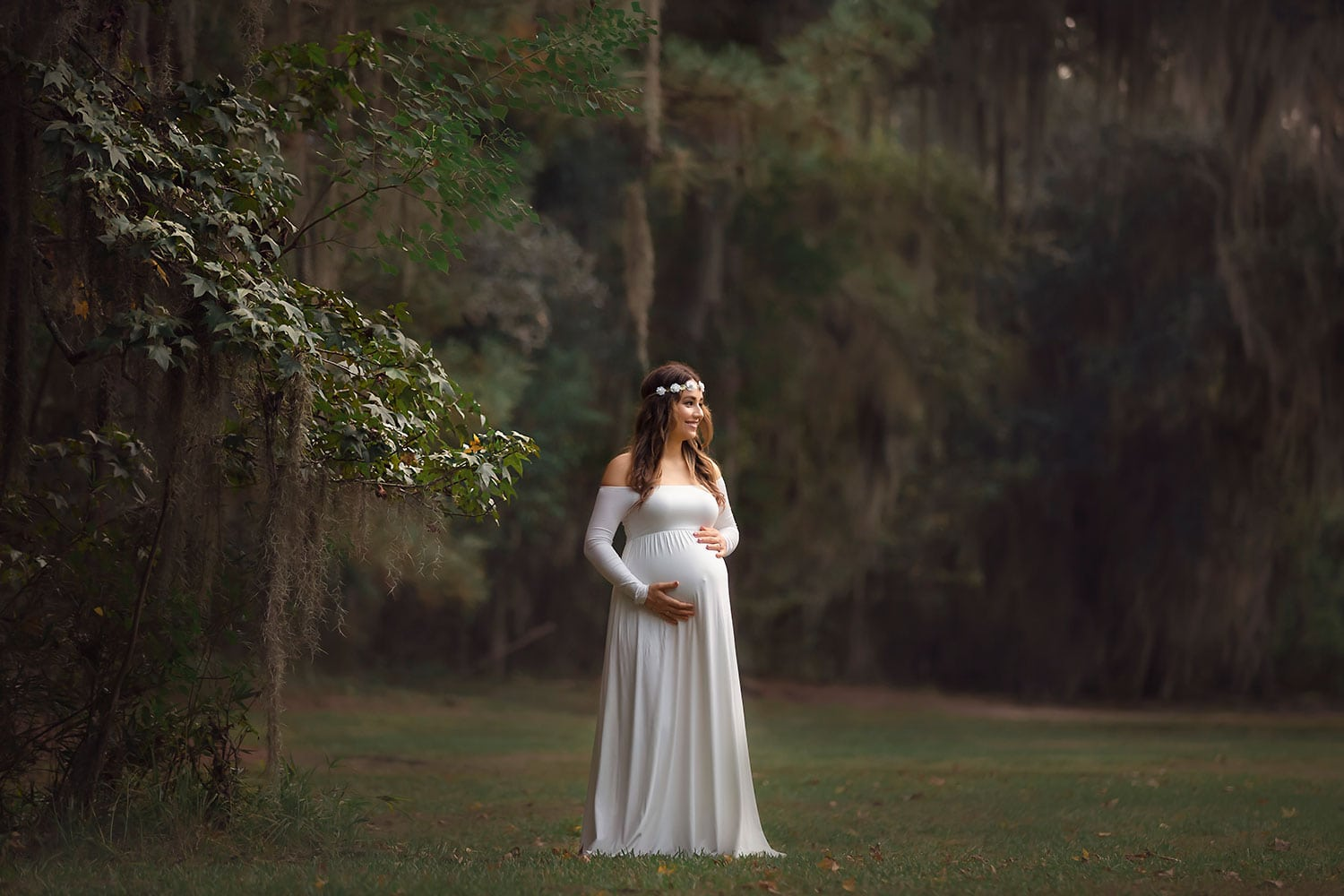 New Orleans Maternity Photographer {Elena}