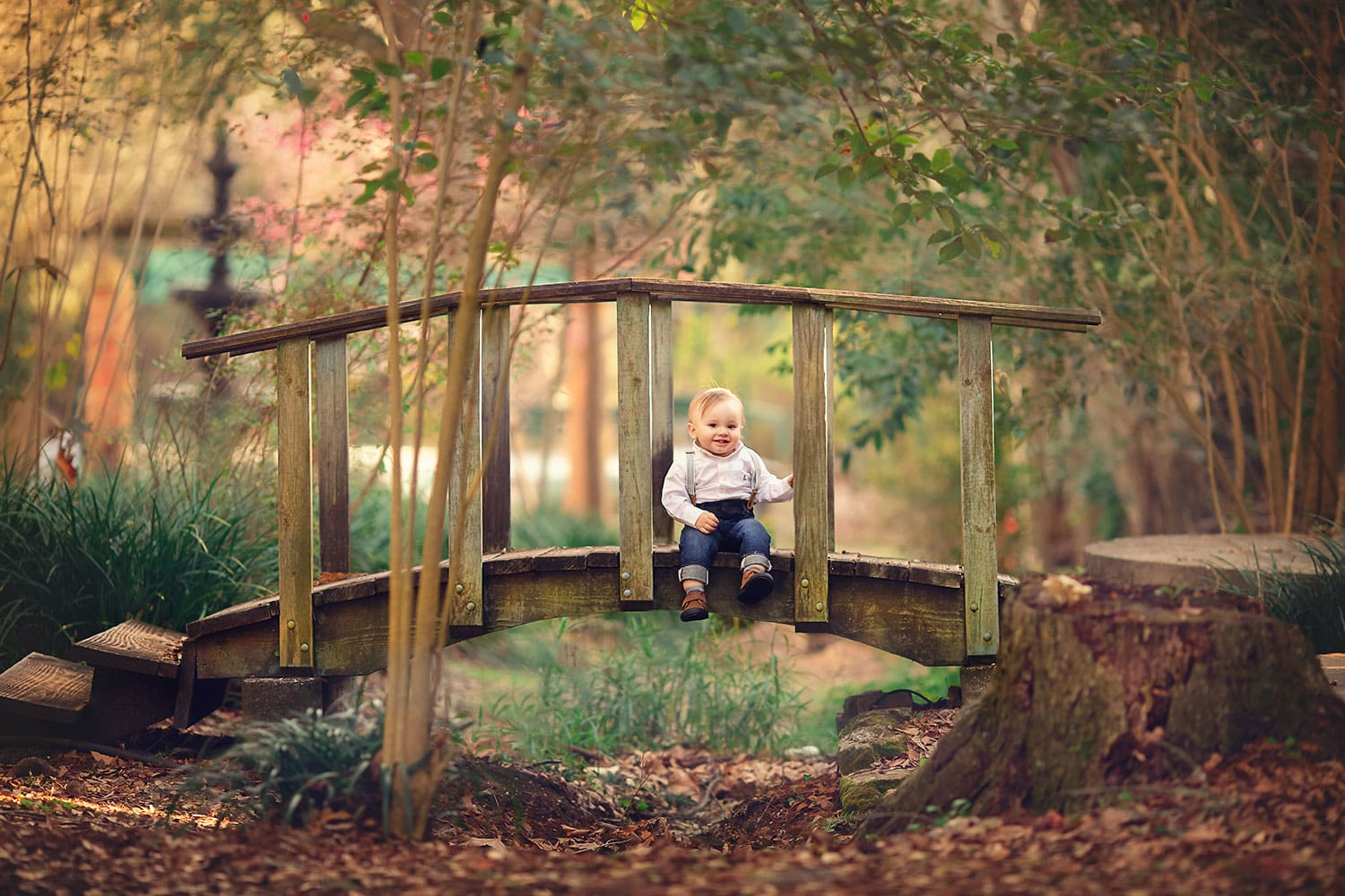 Mandeville baby photographer {Ellis one year}