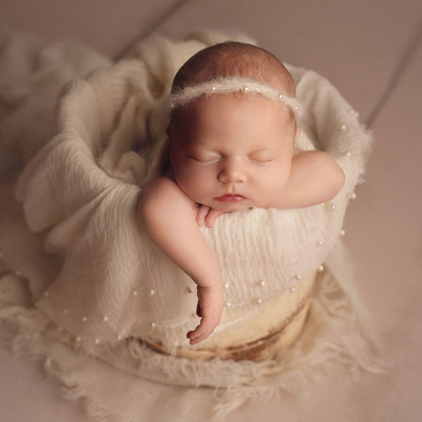 New Orleans Newborn Photographer {Caroline 3 weeks}