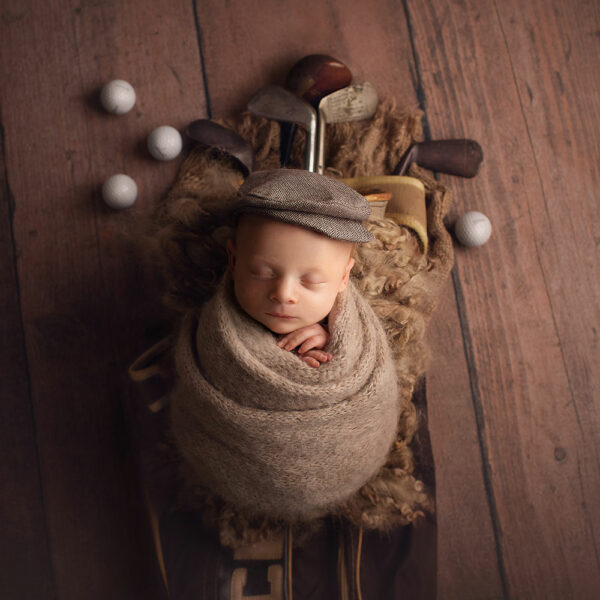 Mandeville Newborn Photographer {Blaise 6 weeks}