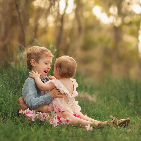 Madisonville Family Photographer {Ryan and Emersyn}