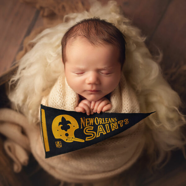 New Orleans Newborn Photographer {Desmond Day 9}