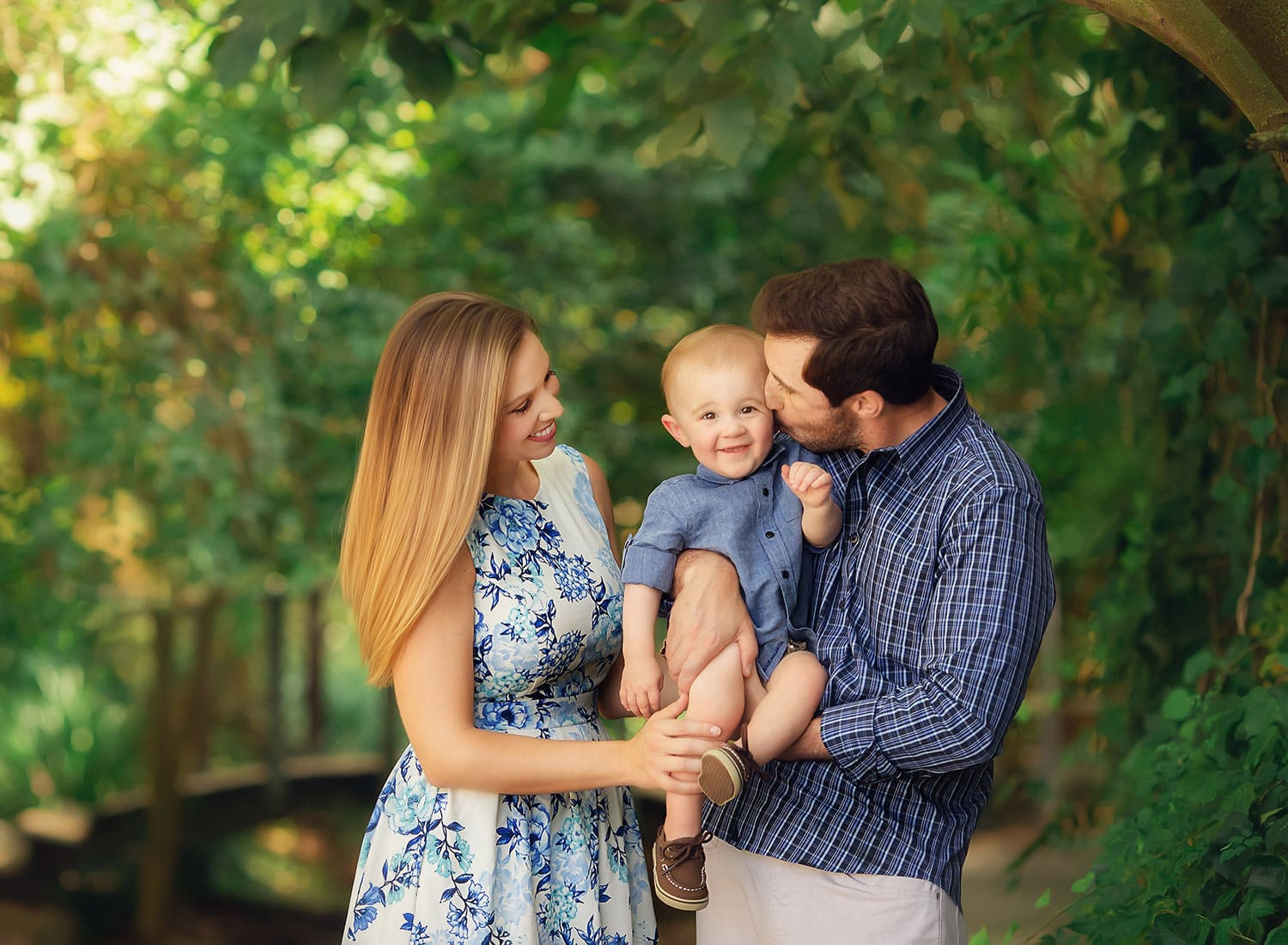 Fine art family photography